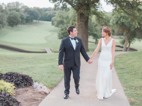 Eileen + Patrick   Springfield, Illinois Wedding Photographer