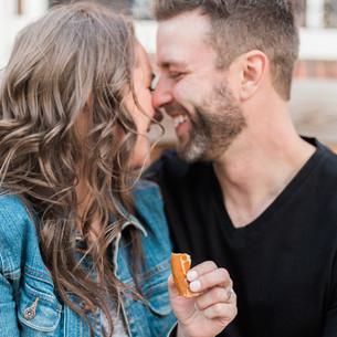 Ashley + David   Springfield, Illinois Engagement