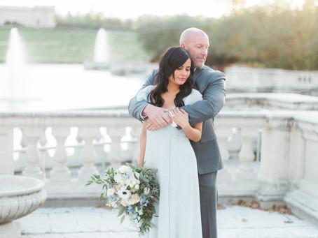 Jamie + Mikel | St. Louis Engagement Photographer | Forest Park, St. Louis