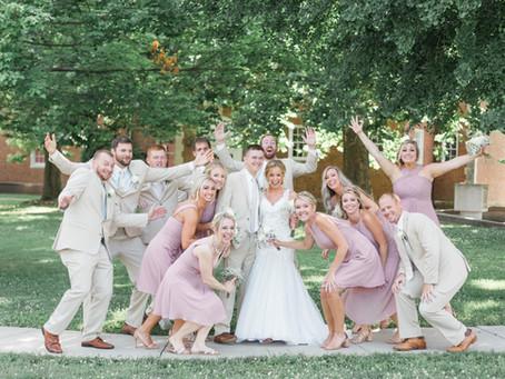 Amanda + Michael   Jacksonville Illinois Wedding Photographer