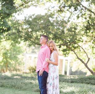 Amanda + Michael   Springfield, IL Engagement