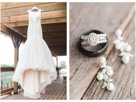 Savanna + Clay | Springfield Illinois Wedding Photographer | Sheedy Shores Winery Loami Illinois