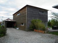 Einfamilienhaus Sugiez Scheidegger Flüeler