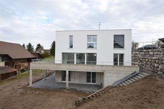 Einfamilienhaus Cordast