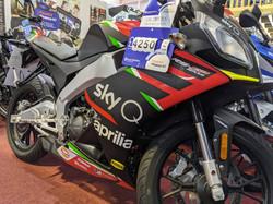 APRILLIA RS125 GP REPLICA
