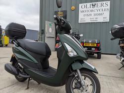 Yamaha Delight 125 £2250