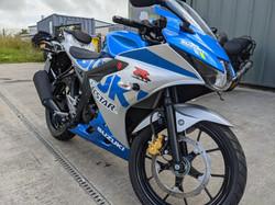Suzuki GSXR125 2021