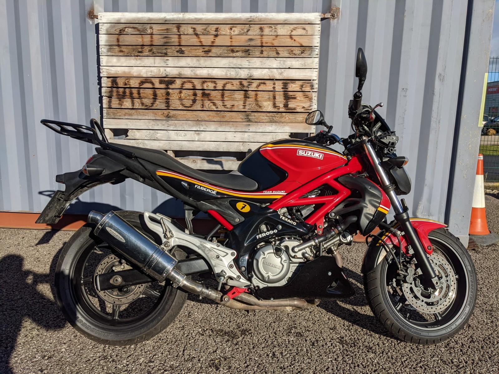 SUZUKI SV650 2011 £2895