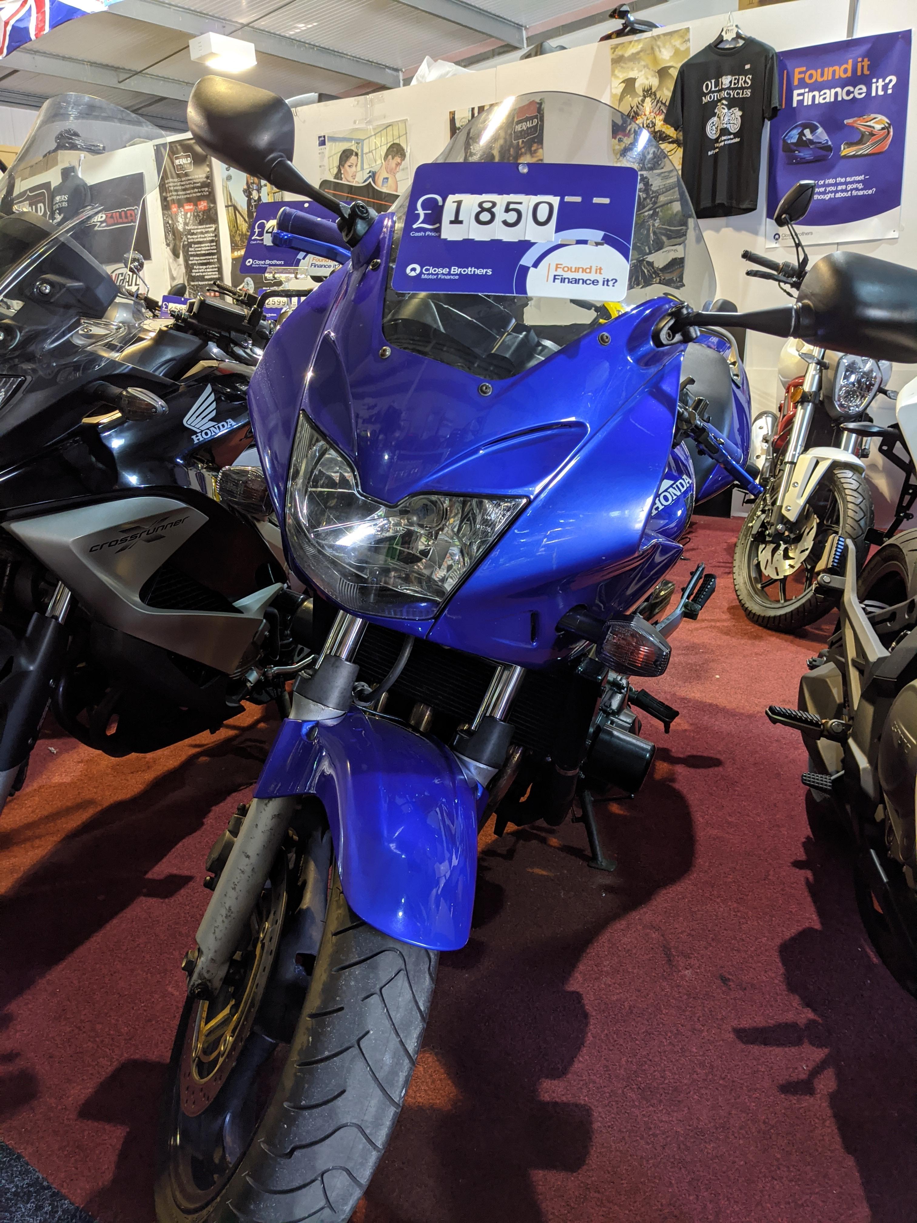 HONDA 600 HORNET 2002