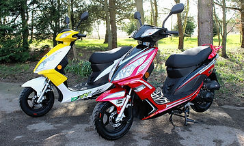 WK TTR 50cc £1349+otr