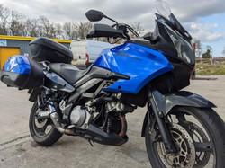 2008 Suzuki Vstrom 1000 £2850