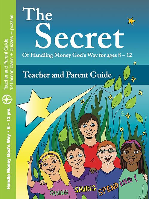 The Secret - Teachers & Parents Guide