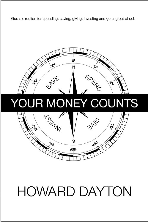 Your Money Counts by Howard Dayton
