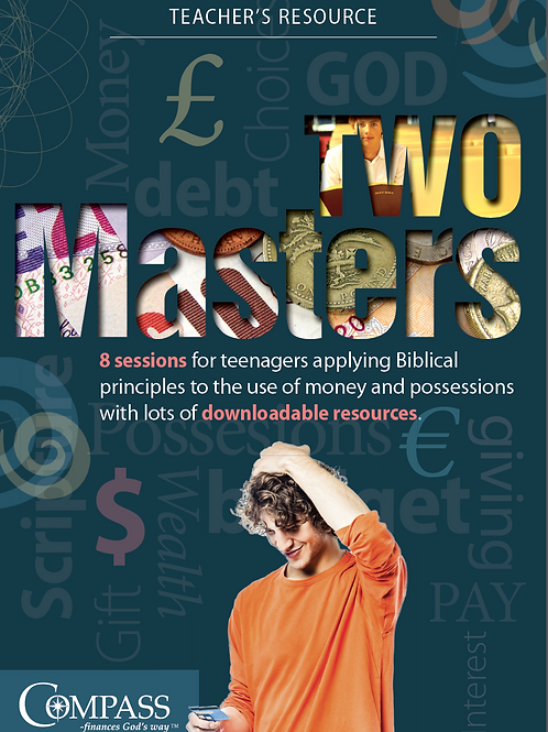 Two Masters - Teaching Resource for Teens