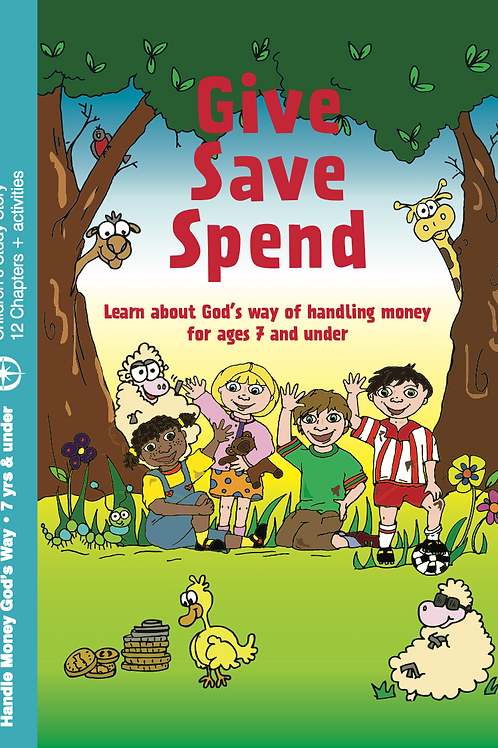 Give, Save, Spend