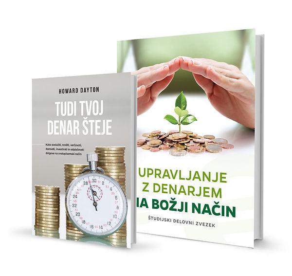 Upravljanje z denarjem in Tudi tvoj dena