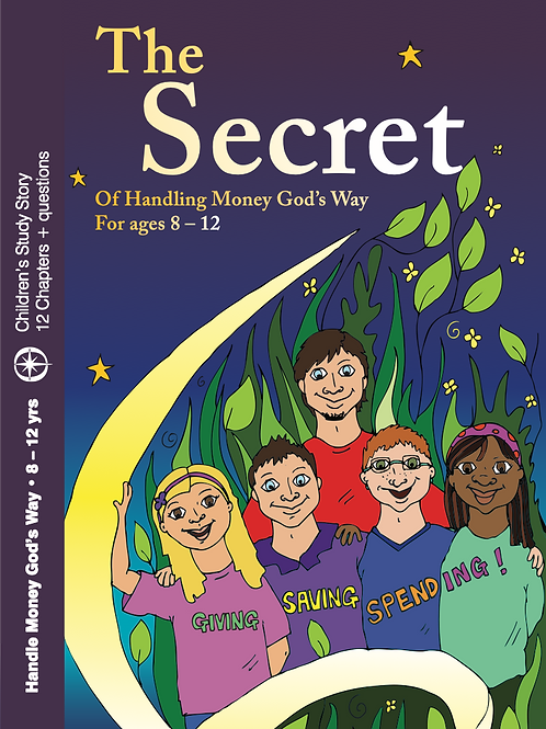 The Secret - for children, ages 8-12.