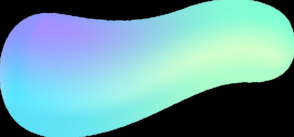 Bunte Abstrakte Form