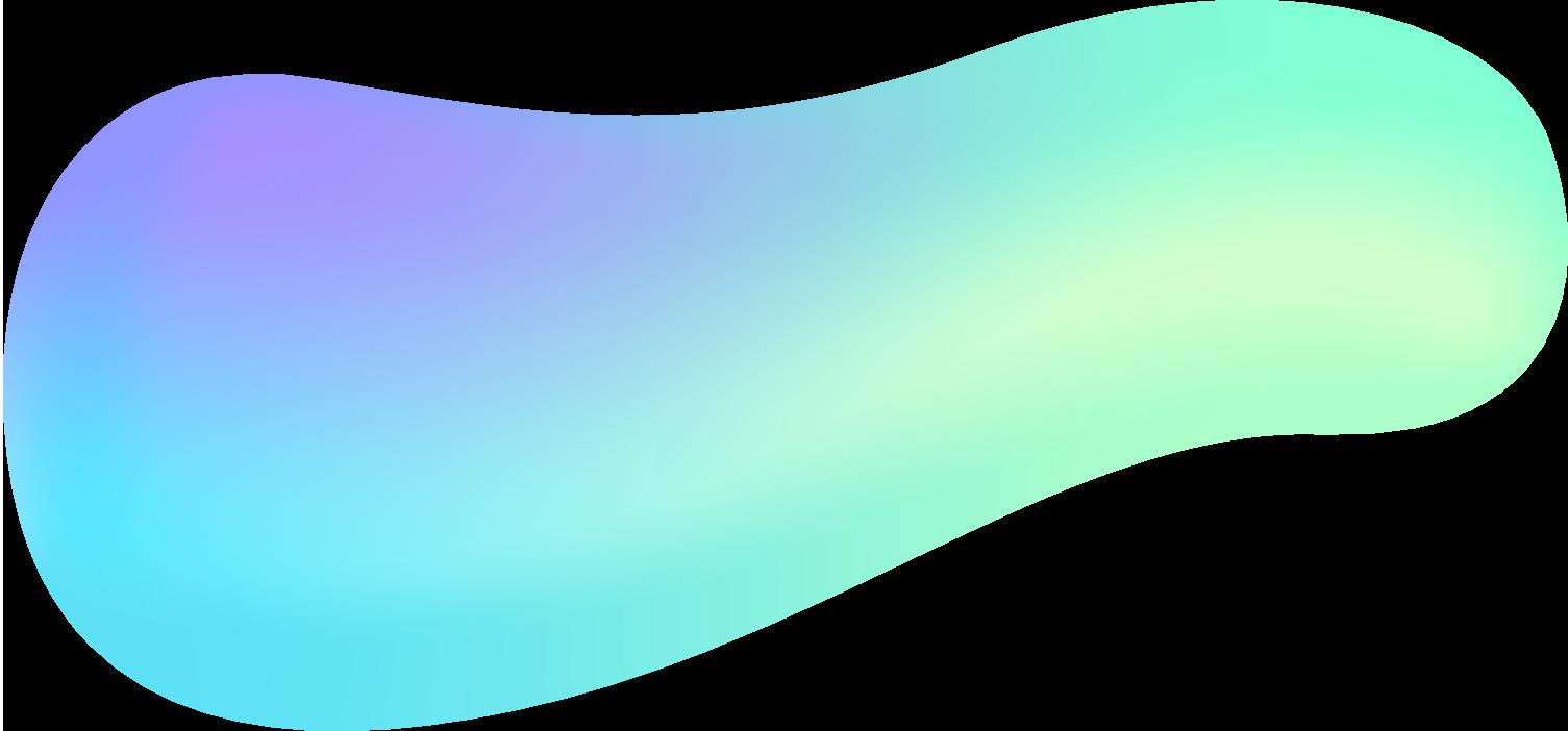 カラフルな抽象的な形