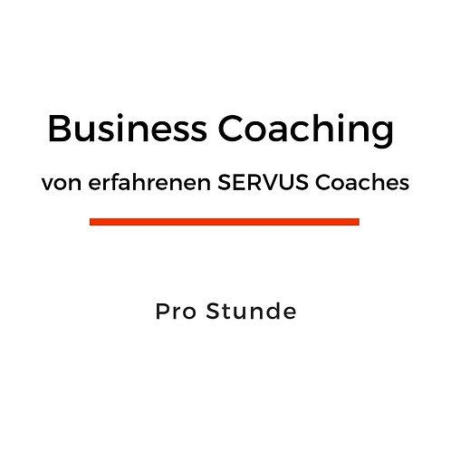 Business Coaching von erfahrenen SERVUS Coaches
