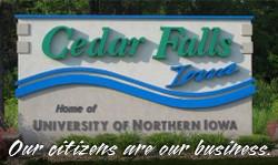 Why is Cedar Falls, Iowa so great?