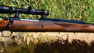 The Ruger Safari Magnum Express .375 H&H Magnum