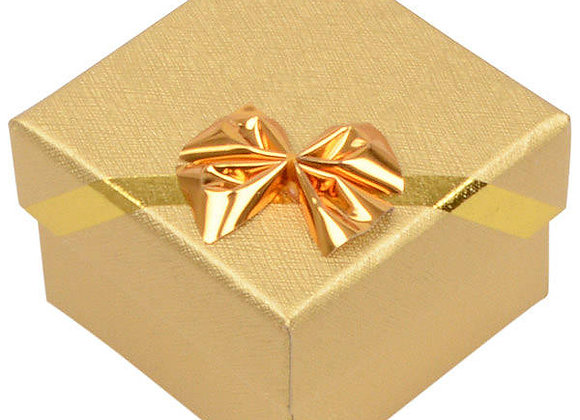 GIFT BOX RING/EARRINGS