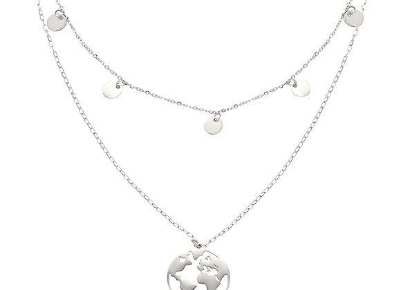 LOVELY EARTH NECKLACE