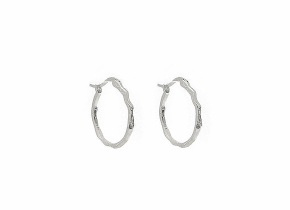 SNATCHY HOOP EARRINGS