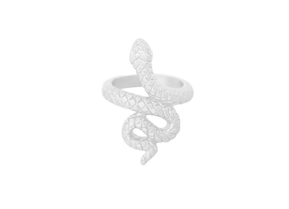 SNAZZY SNAKE RING
