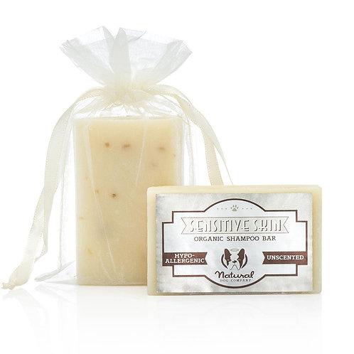 Sensitive Skin Shampoo Bar