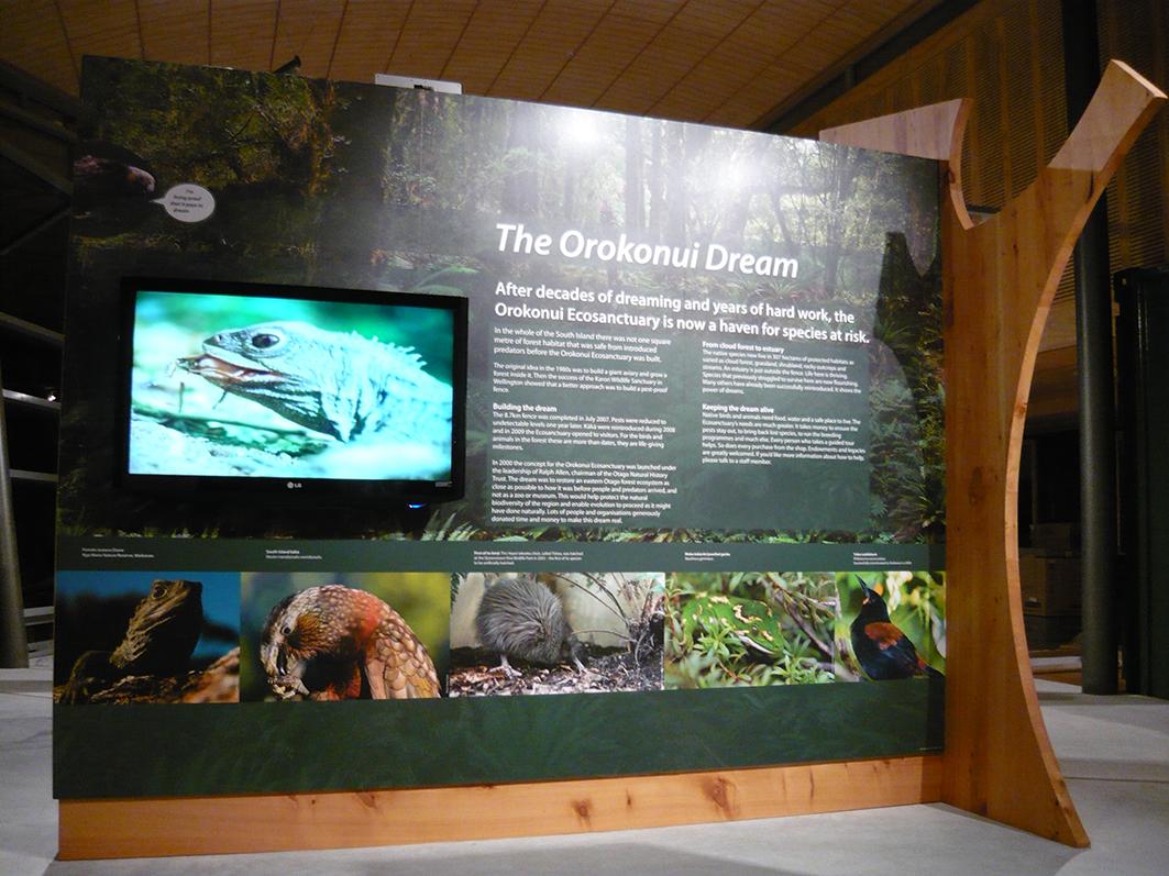 Orokonui Ecosanctuary
