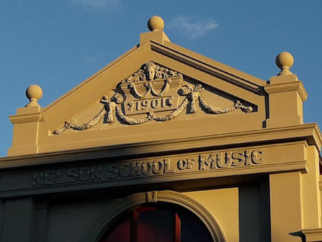 NELSON CENTRE OF MUSICAL ARTS