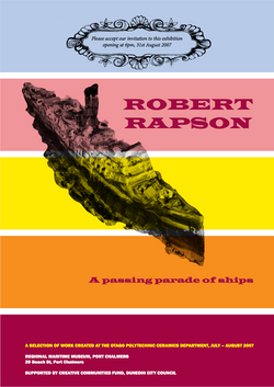 A Passing Parade of Ships