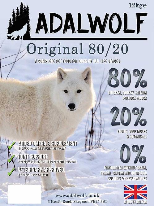 Adalwolf Original 80/20 12kg