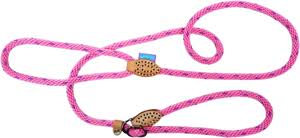 Dog & Co Soft Touch Rope Slip Lead Pink