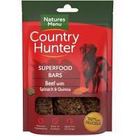 Natures Menu Super Food Bars Beef