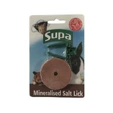 Supa Mineral Lick