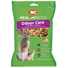 M & C Odour Care Small Animal Treats 30g