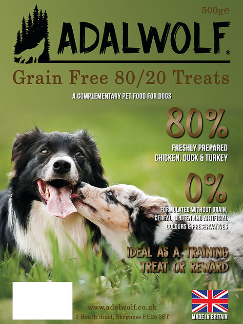 Adalwolf Poultry Training Treats
