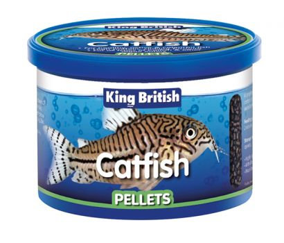 King British Catfish Pellet 200g