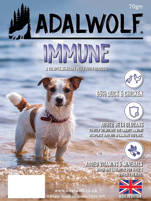 Adalwolf Immune treats