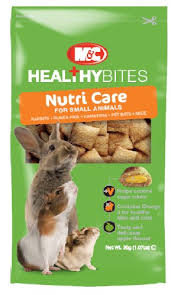 M & C Nutri Care Small Animal Treats 30g