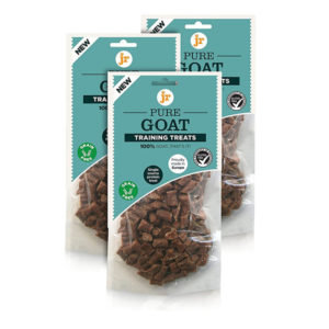 JR Pure Goat Training Treats 85g
