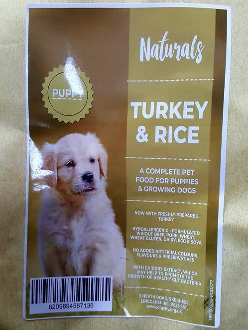 Naturals Puppy 12kg