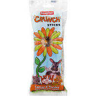 Beaphar Carrot Crunch Sticks