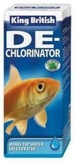 King British Safe Guard De-chlorinator 250ml