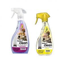 Supreme Keep It Clean Lavender/ Lemon 500ml