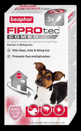 Beaphar Fiprotec Combo Small dog 1 Pipette