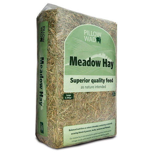 Pillow Wad Meadow Hay 2.2kg